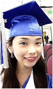 Picture of graduate Azusa
